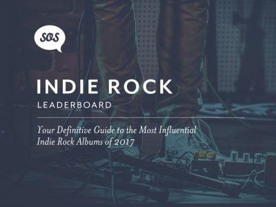 Indie Rock Leaderboard Covers